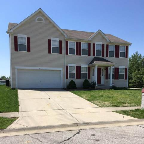 411 Americana Circle, Fairview Heights, IL 62208 (#21029881) :: Fusion Realty, LLC