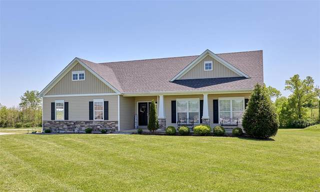 410 Adelhardt, Moscow Mills, MO 63362 (#21029882) :: Reconnect Real Estate