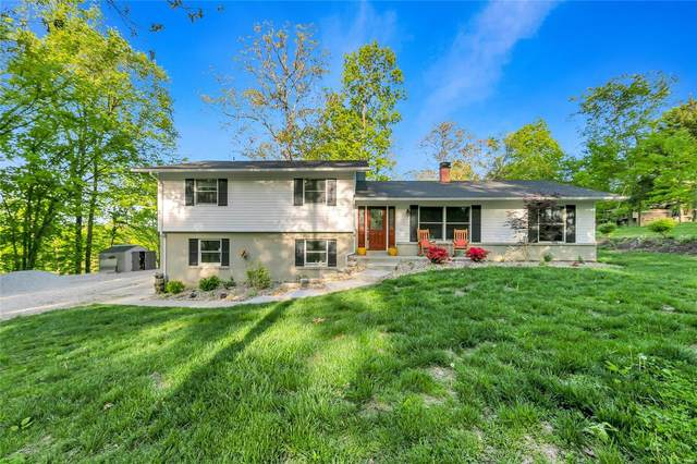 2200 Oberhelman Road, Foristell, MO 63348 (#21029898) :: Parson Realty Group