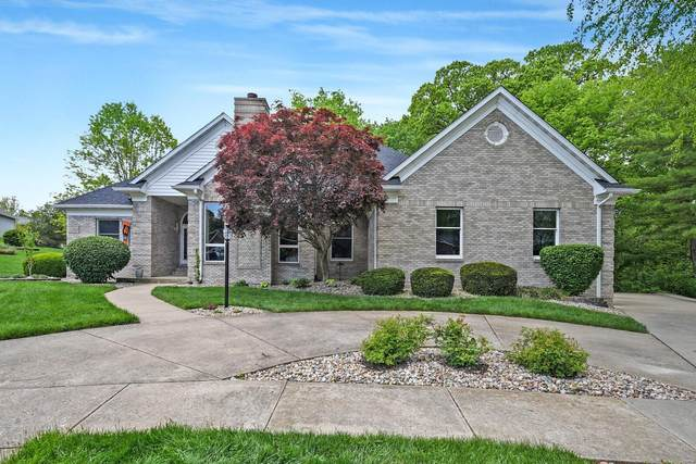 8 Jason Court, Edwardsville, IL 62025 (#21029909) :: The Becky O'Neill Power Home Selling Team