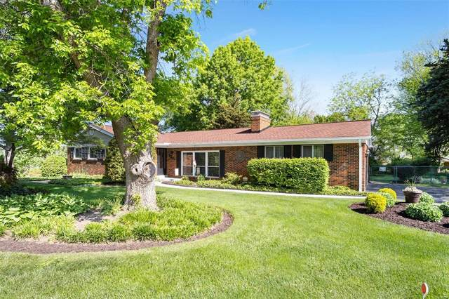 11571 Linfred Drive, St Louis, MO 63146 (#21029918) :: Terry Gannon | Re/Max Results