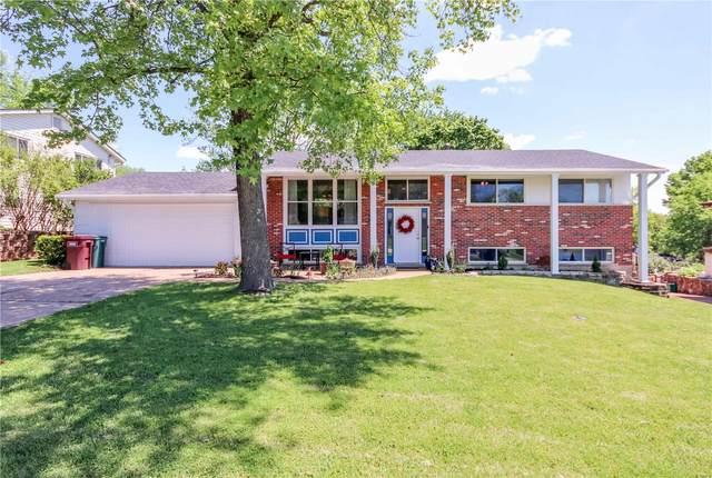 35 Sennawood Drive, Fenton, MO 63026 (#21029933) :: Parson Realty Group