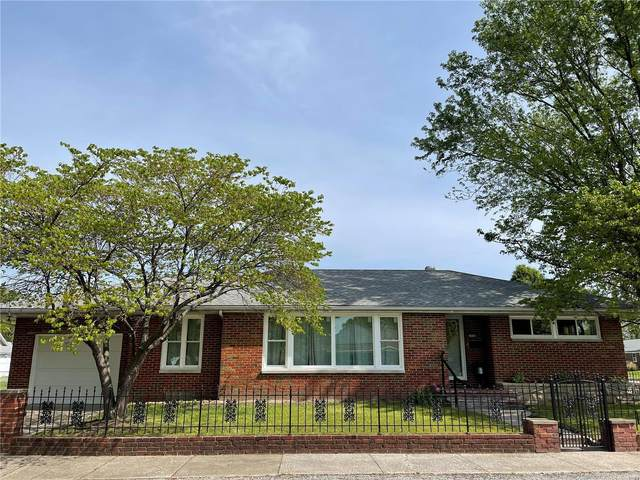 1025 Hawthorne Avenue, Wood River, IL 62095 (#21029939) :: Tarrant & Harman Real Estate and Auction Co.