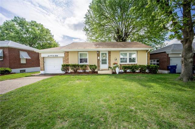 7130 Sharp Avenue, St Louis, MO 63116 (#21029943) :: Parson Realty Group