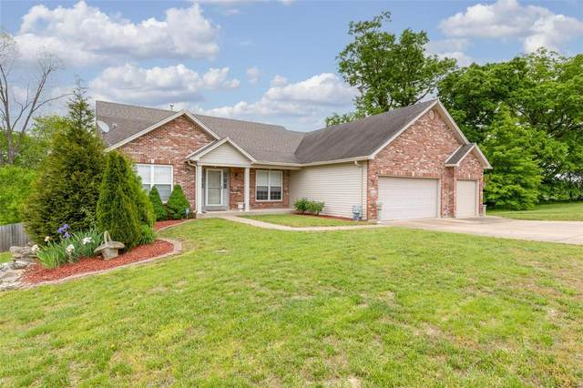 1212 Crystal Cove, Festus, MO 63028 (#21030009) :: Kelly Hager Group | TdD Premier Real Estate