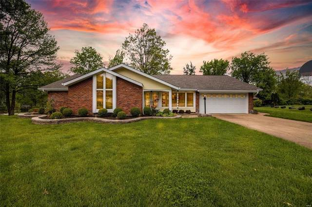 18 Sweetwood Court, Ballwin, MO 63011 (#21030034) :: Parson Realty Group