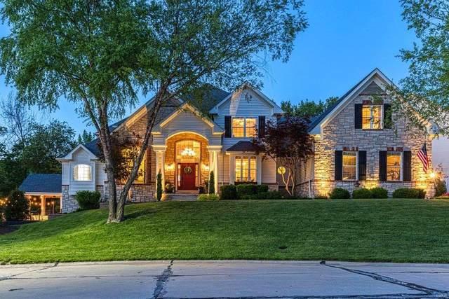 4011 Austin Drive, Saint Charles, MO 63304 (#21030073) :: Parson Realty Group
