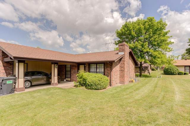 121 Chase Park Drive, Belleville, IL 62226 (#21030095) :: Fusion Realty, LLC