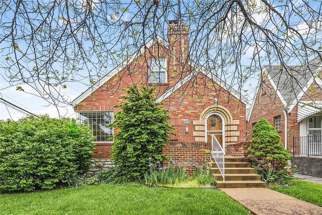 3477 Macklind Avenue, St Louis, MO 63139 (#21030110) :: Parson Realty Group
