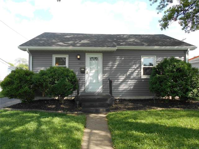 2632 Center Street, Granite City, IL 62040 (#21030138) :: Fusion Realty, LLC