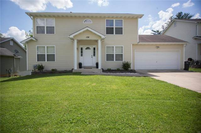 136 E 4th Street, Moscow Mills, MO 63362 (#21030139) :: Reconnect Real Estate
