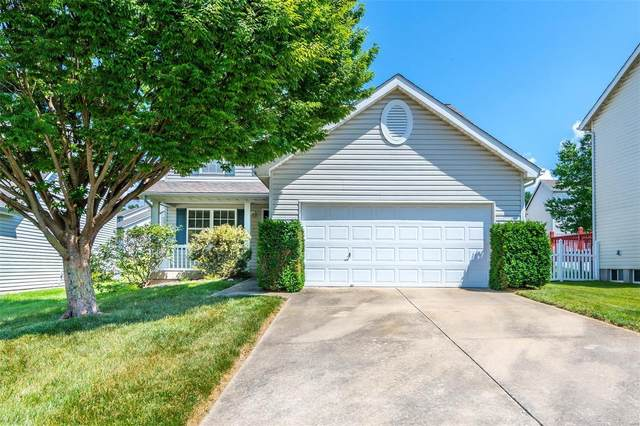 4643 Robbins Grove, Florissant, MO 63034 (#21030145) :: Kelly Hager Group | TdD Premier Real Estate