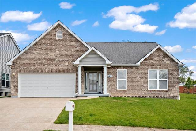 4417 Forest Dale Drive, St Louis, MO 63125 (#21030149) :: Parson Realty Group