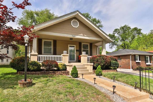 7547 Ahern Avenue, St Louis, MO 63130 (#21030156) :: Parson Realty Group
