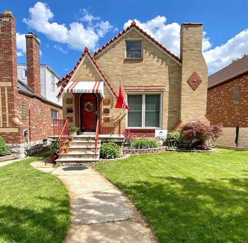 5747 Mardel Avenue, St Louis, MO 63109 (#21030163) :: Terry Gannon | Re/Max Results