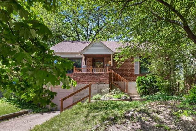 3463 Havenbrook, St Louis, MO 63114 (#21030164) :: Clarity Street Realty