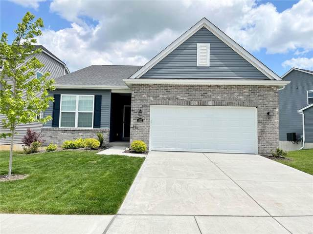 627 Wilmer Meadow Drive, Wentzville, MO 63385 (#21030167) :: RE/MAX Vision