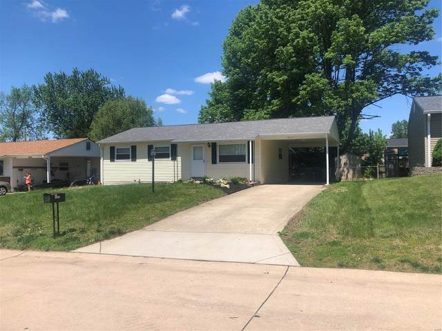 12029 Colonial Drive, Maryland Heights, MO 63043 (#21030169) :: St. Louis Finest Homes Realty Group