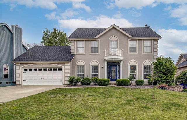 25 Walnut Knoll, Saint Charles, MO 63304 (#21030170) :: St. Louis Finest Homes Realty Group