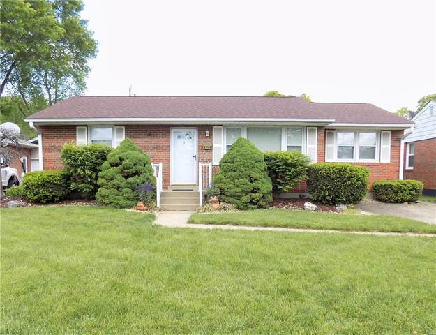 3204 Davis Avenue, Granite City, IL 62040 (#21030173) :: Fusion Realty, LLC