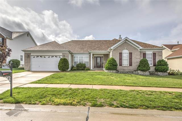 3907 Hermans Orchard Ct, Florissant, MO 63034 (#21030178) :: Clarity Street Realty