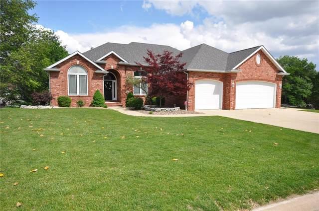3 Grandbrook Drive, Collinsville, IL 62234 (#21030186) :: Tarrant & Harman Real Estate and Auction Co.