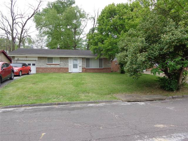 832 Marias, St Louis, MO 63137 (#21030197) :: Reconnect Real Estate