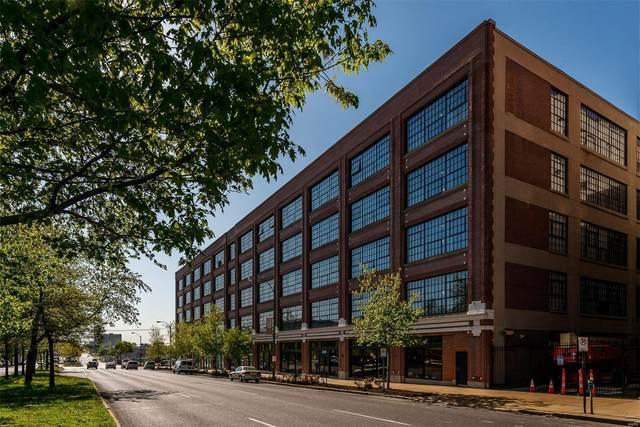 4100 Forest Park Avenue #421, St Louis, MO 63108 (#21030215) :: Parson Realty Group