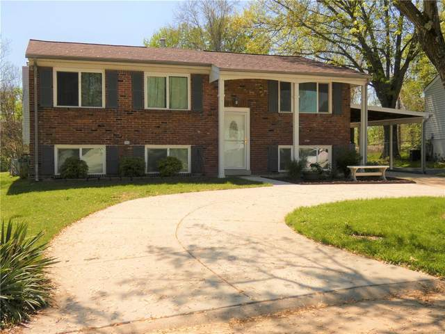 11952 Gay Glen, Maryland Heights, MO 63043 (#21030241) :: St. Louis Finest Homes Realty Group