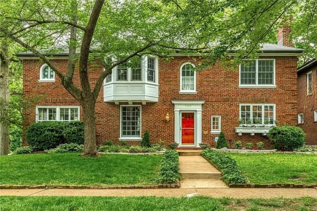 7200 Waterman Avenue, University City, MO 63130 (#21030245) :: Kelly Hager Group | TdD Premier Real Estate