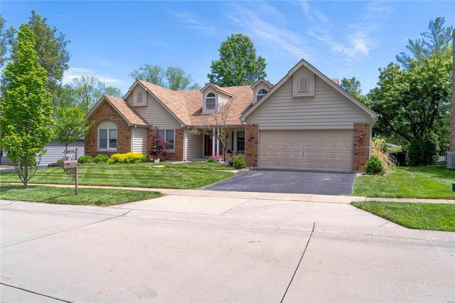 15830 Cedarmill, Chesterfield, MO 63017 (#21030252) :: St. Louis Finest Homes Realty Group