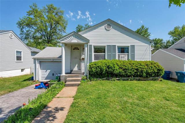 10319 Driver Avenue, St Louis, MO 63114 (#21030254) :: Clarity Street Realty