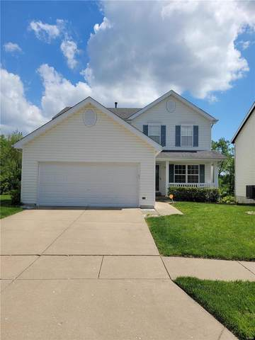 4638 Robbins Grove, Unincorporated, MO 63034 (#21030260) :: Clarity Street Realty