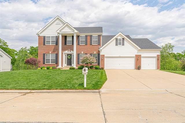 210 Twin Birch Court, Lake St Louis, MO 63367 (#21030266) :: Realty Executives, Fort Leonard Wood LLC