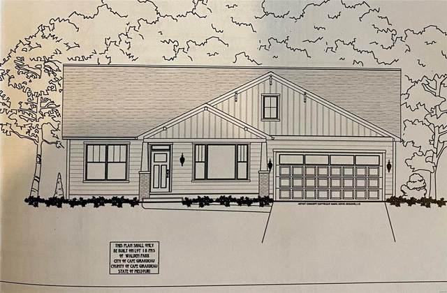 2164 Esker Trail, Cape Girardeau, MO 63701 (#21030273) :: Matt Smith Real Estate Group