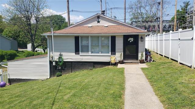 1509 Oak Street, CHESTER, IL 62233 (#21030302) :: Parson Realty Group