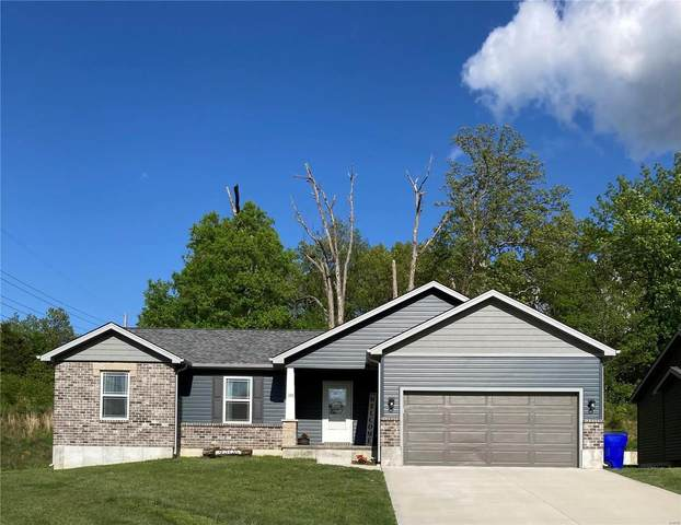 100 Heritage Landing, Truesdale, MO 63380 (#21030315) :: Parson Realty Group
