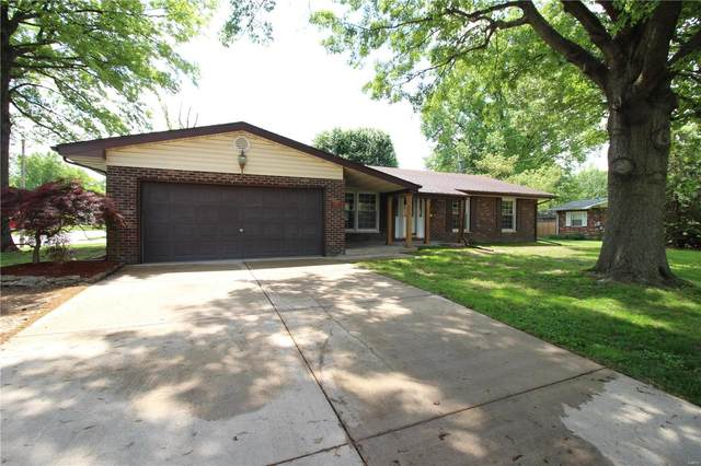 2324 Zippel, Granite City, IL 62040 (#21030337) :: Fusion Realty, LLC