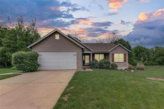 173 Valleybrook Drive, O'Fallon, MO 63368 (#21030348) :: PalmerHouse Properties LLC