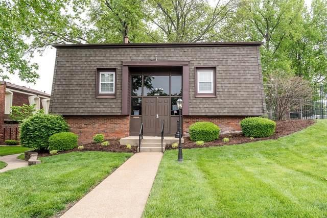 4353 Chateau De Ville Drive D, St Louis, MO 63129 (#21030383) :: Parson Realty Group