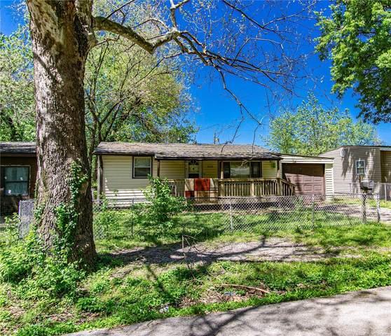 4516 Walter Avenue, Granite City, IL 62040 (#21030393) :: Hartmann Realtors Inc.