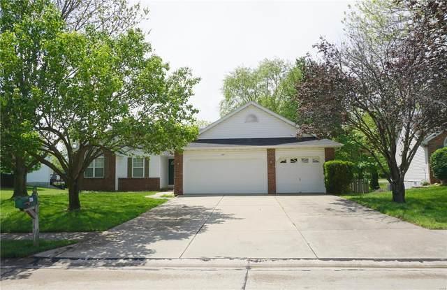 147 Fairington Drive, Troy, IL 62294 (#21030397) :: The Becky O'Neill Power Home Selling Team