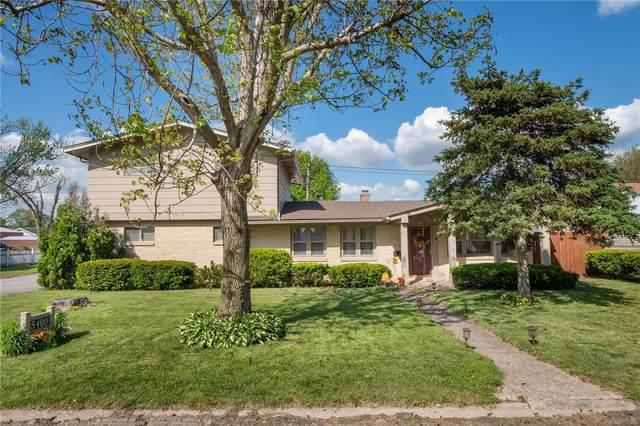 5409 Nelson Avenue, Centreville, IL 62207 (#21030436) :: Parson Realty Group