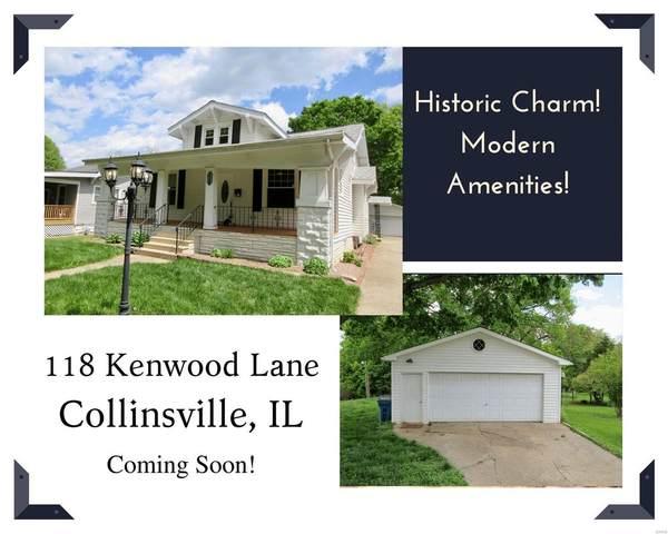118 Kenwood Lane, Collinsville, IL 62234 (#21030449) :: Hartmann Realtors Inc.
