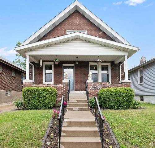 6059 Hartford Street, St Louis, MO 63139 (#21030460) :: Terry Gannon | Re/Max Results