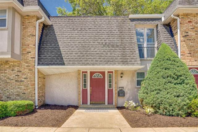 1123 Town And Four Parkway Parkway #1123, St Louis, MO 63141 (#21030480) :: The Becky O'Neill Power Home Selling Team