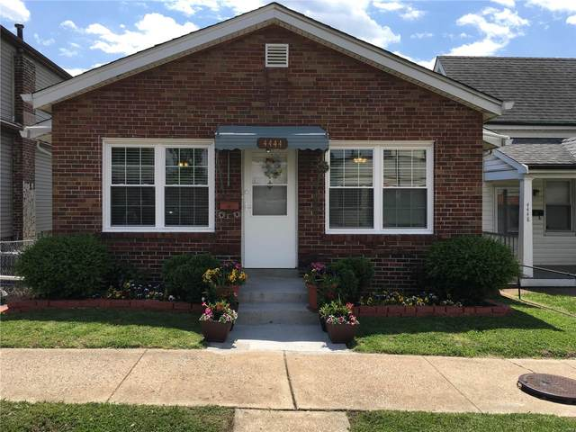 4444 Chippewa Street, St Louis, MO 63116 (#21030492) :: PalmerHouse Properties LLC