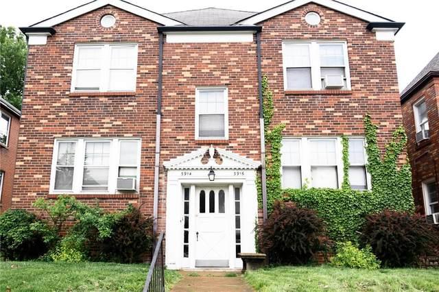 3914 Chippewa, St Louis, MO 63116 (#21030498) :: Walker Real Estate Team