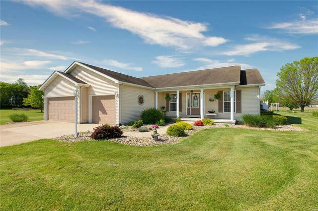 119 Greenbrier Lane, Bethalto, IL 62010 (#21030504) :: The Becky O'Neill Power Home Selling Team