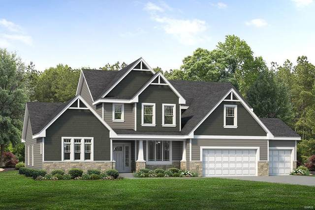 1 The Turnberry- Sandfort Farm, Saint Charles, MO 63301 (#21030518) :: St. Louis Finest Homes Realty Group